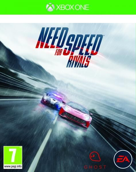 Need For Speed Rivals Edition Limit�e Xbox One - Xbox One