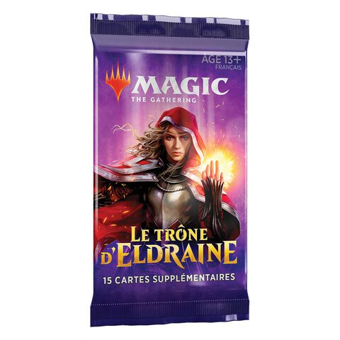 Booster - Magic The Gathering - Trône D'eldraine