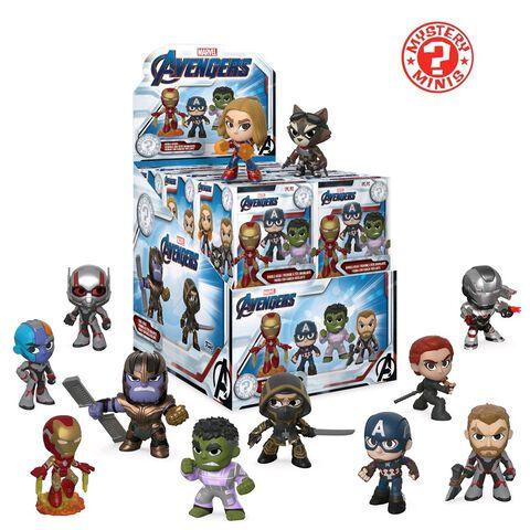 Figurine Mystère - Avengers Endgame - Mystery Mini Assortiment