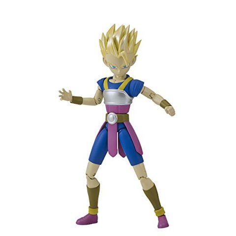 Figurine - Dragon Ball Super - Cabbé Super Saiyan 17 cm