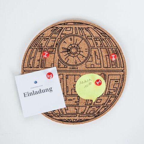 Tableau d'affichage - Star Wars - Etoile de la Mort