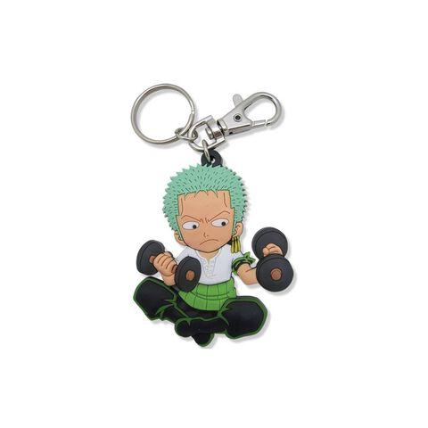 Porte-clés - One Piece - Zoro SD