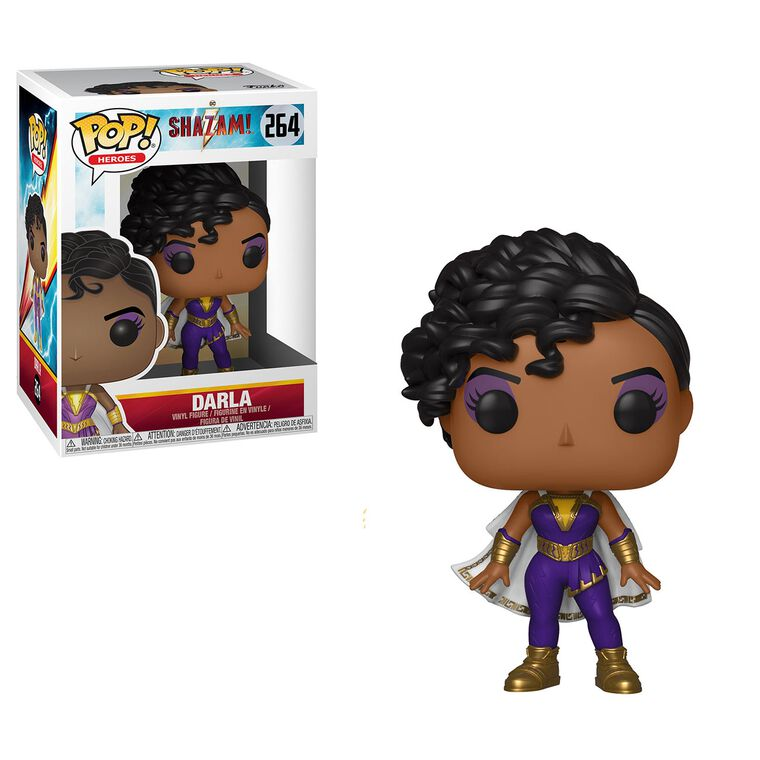 Figurine Funko Pop! N°264 - Shazam - Darla