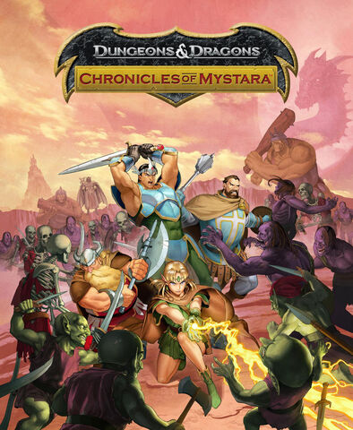 Dungeons and Dragons : Chronicles of Mystara - Jeu complet - Version digitale