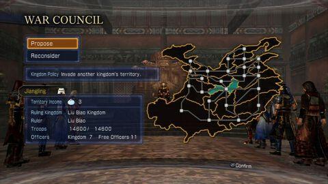 Dynasty Warriors 7 : Empires