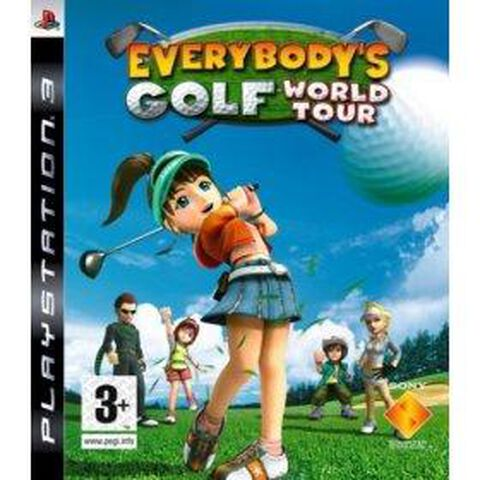 Everybody's Golf, World Tour
