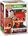 Figurine Funko Pop! N°356 - Heroes Holiday - Rudolph Flash