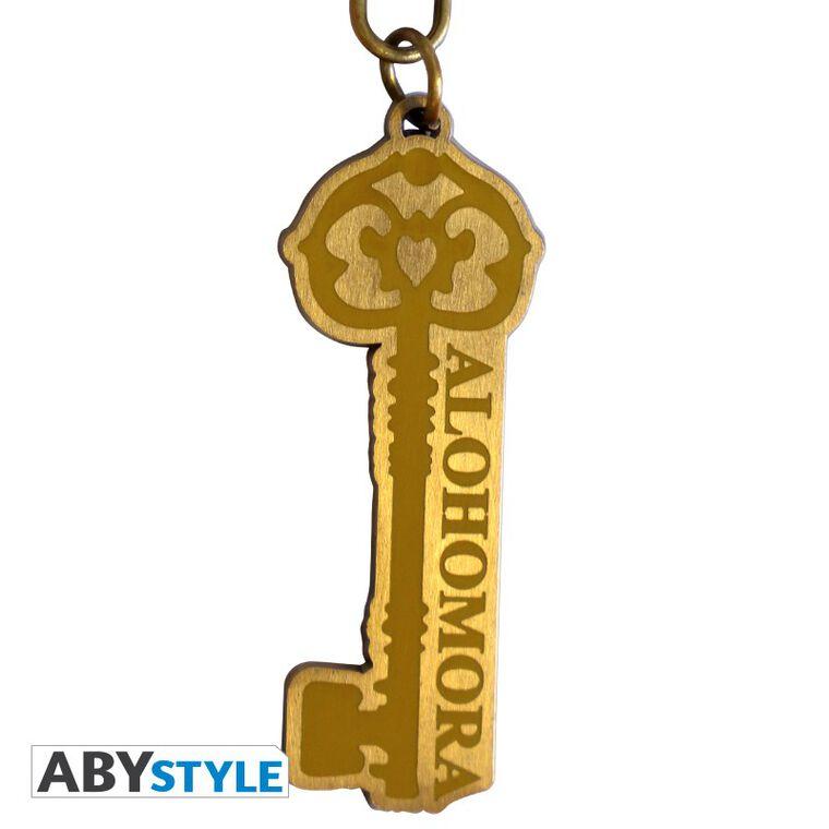 Porte-clés - Harry Potter - Alohomora