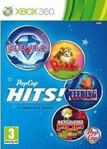 Compilation Popcap : Hits