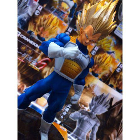Figurine - Dragon Ball - SCultures Budokai n°6 - Super Saiyan Vegeta