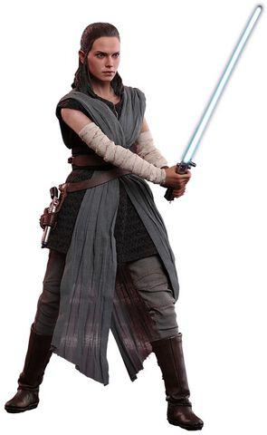 Figurine Hot Toys - Star Wars Episode VIII - Rey Jedi Training 1/6