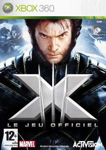 X-men 3, Le Jeu Officiel