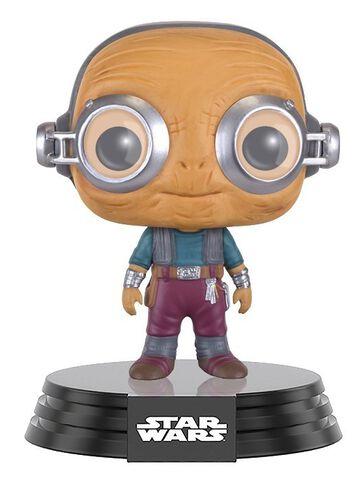 Figurine Funko Pop! N°108 - Star Wars - Maz Katana