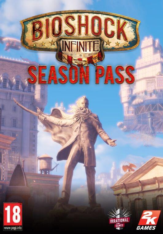 Bioshock Infinite - Season Pass - Version digitale