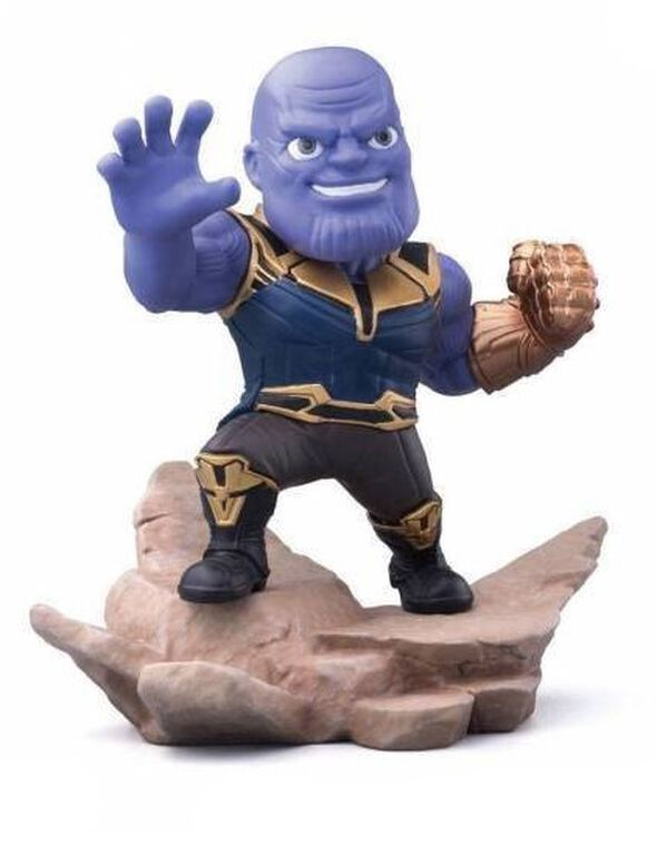 Figurine - Avengers Infinity War - Thanos 10 cm