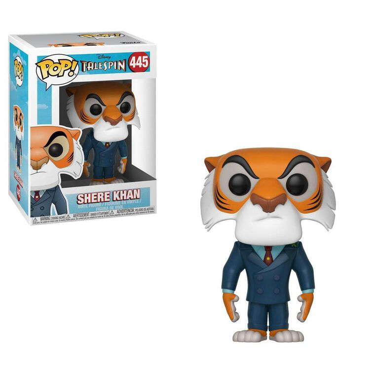 Figurine Funko Pop! N°445 - Super Baloo - Shere Khan