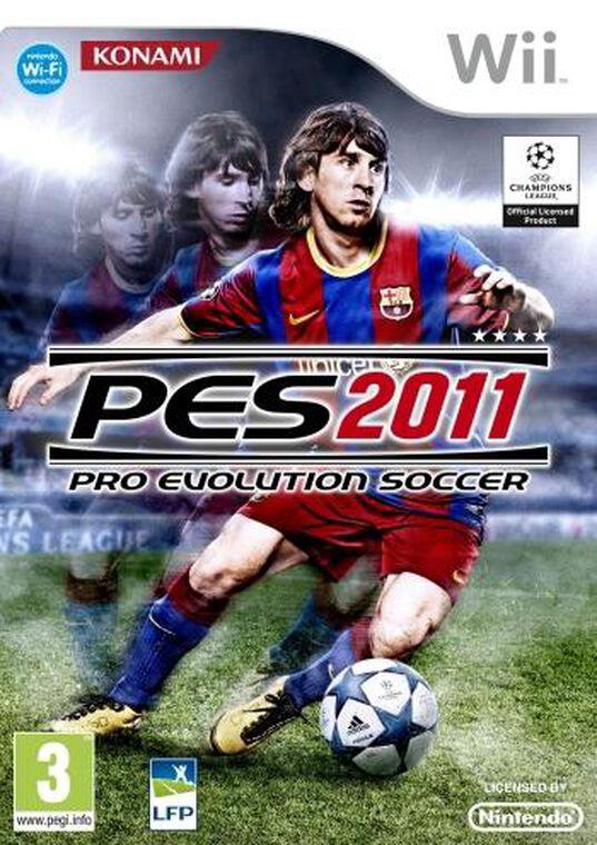 Pro Evolution Soccer 2011 (pes)