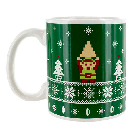 Mug - Zelda - Paladone Noël (exclu Gs)