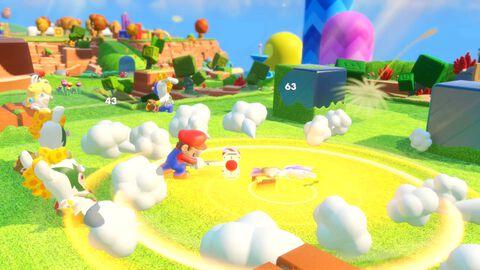 Mario + The Lapins Crétins : Kingdom Battle