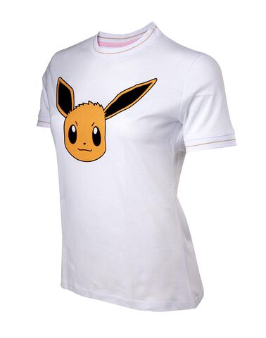 T-shirt - Pokémon - Evoli Women's - Taille S