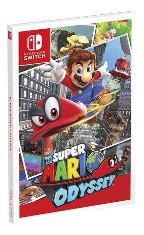 Guide Mario Odyssey standard