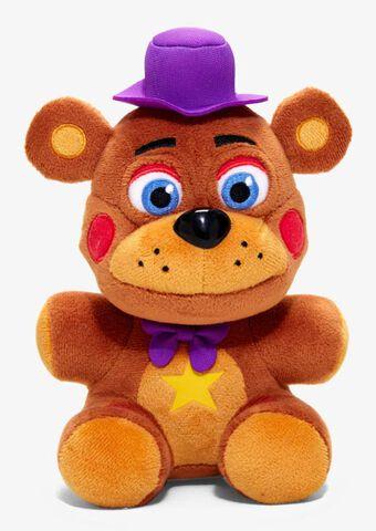 Peluche - Five Nights at Freddy's - Rockstar Freddy dans Pizza Sim