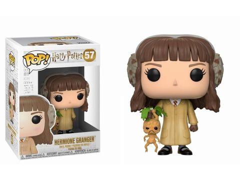 Figurine Funko Pop! N°57 - Harry Potter - S5 Hermione Granger en Herbologie