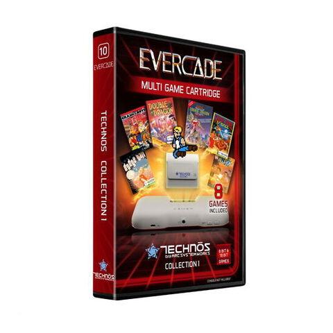 Blaze Evercade Technos N°1