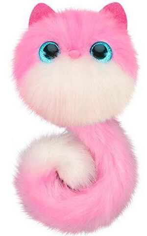 Peluche Interactive - Pomsies - Pinky