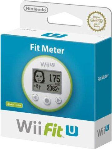 Wii Fit Meter Vert