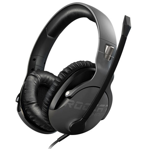 Casque Gaming Khan Pro Competitive High Resolution Gris