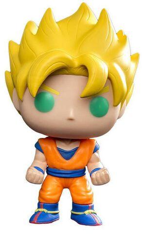Figurine Funko Pop! N°14 - Dragon Ball Z - Super Saiyan Goku