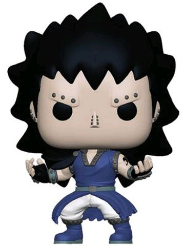 Figurine Funko Pop! N°481 - Fairy Tail - S3 Gajeel