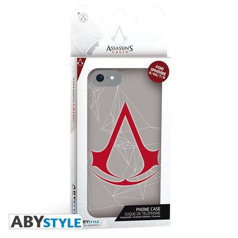 Coque de Téléphone - Assassin's Creed - iPhone 6/7/8 Crest