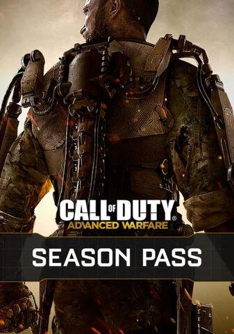 Season Pass - Call of Duty : Advanced Warfare - PS4