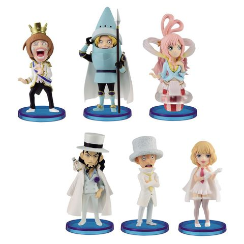 Figurine World Collectable - One Piece - Level Y2 Assortiment