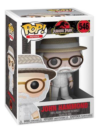 Figurine Funko Pop! N°546 - Jurassic Park - John Hammond
