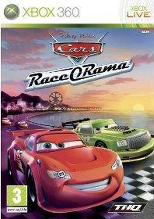 Cars, Race O Rama