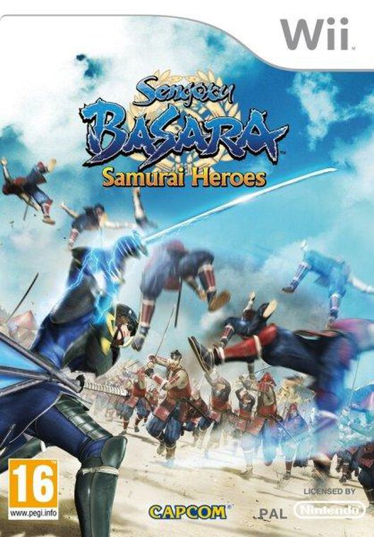 Sengoku Basara, Samurai Heroes