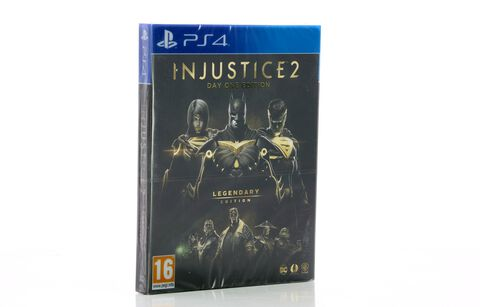 Injustice 2 Legendary Edition Day One