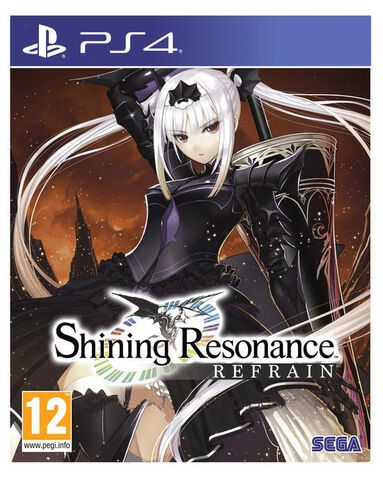 Shining Resonance Refrain Draconic