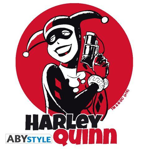 Verre - DC Comics - Harley Quinn