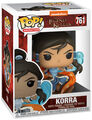 Figurine Funko Pop! N°761 - Legend Of Korra - Korra