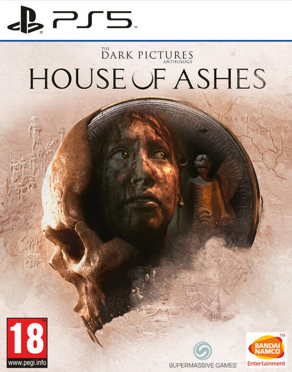 The Dark Pictures Anthology Houses Of Ashes