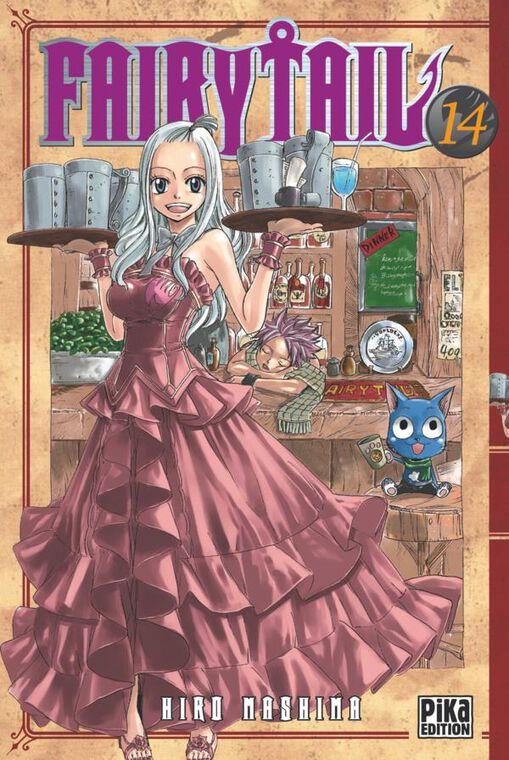 Manga - Fairy Tail - Tome 14