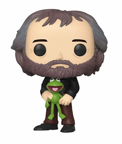Figurine Funko Pop! - Icones - Jim Henson