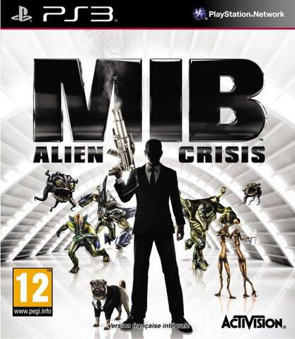 Men In Black (mib) : Alien Crisis
