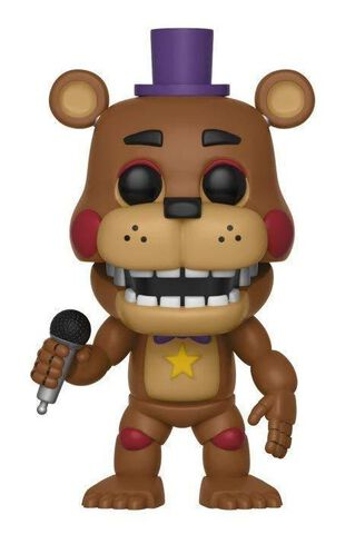 Figurine Funko Pop! N°362 - Five Nights At Freddy's Pizza Simulator - Rockstar F