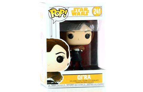 Figurine Funko Pop! N°241 - Star Wars Solo - Série 1 Qi'ra