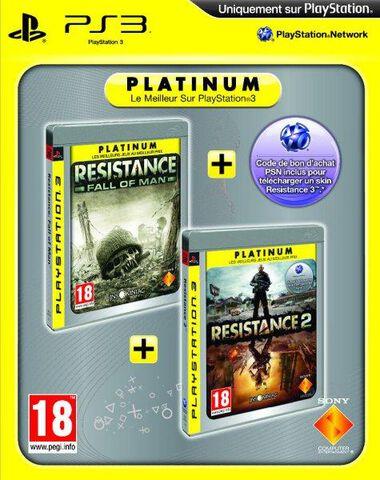 Resistance Bundle (Fall of Man + Resistance 2 + DLC Voucher)